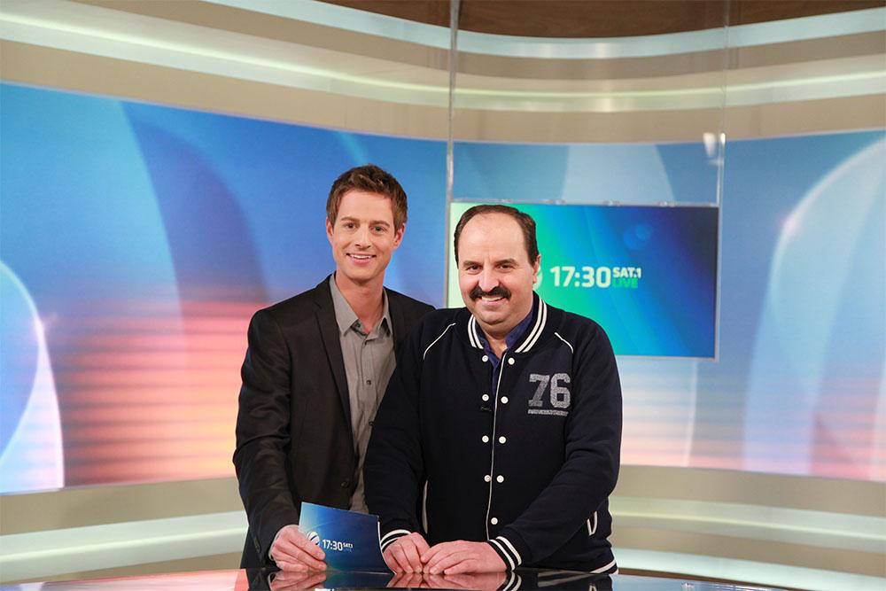 Botschafter der Diabetes Aktion: Sternekoch Johann Lafer und TV-Moderator Markus Appelmann